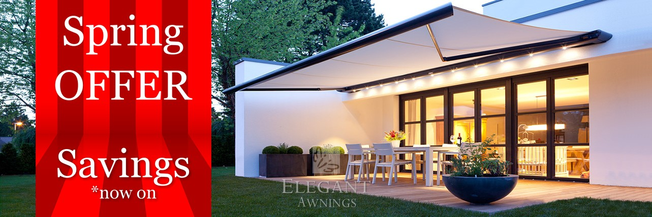 Electric Patio Awning Heaters