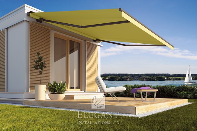 Electric Patio Awnings UK