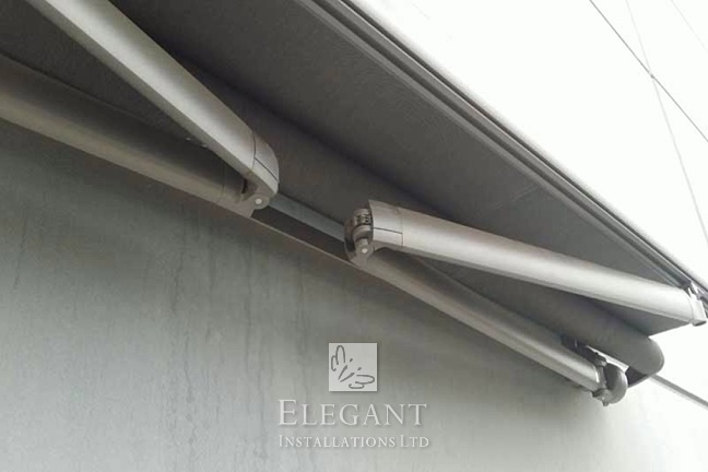 Retractable Awnings Quality Folding Arm Awnings Elegant
