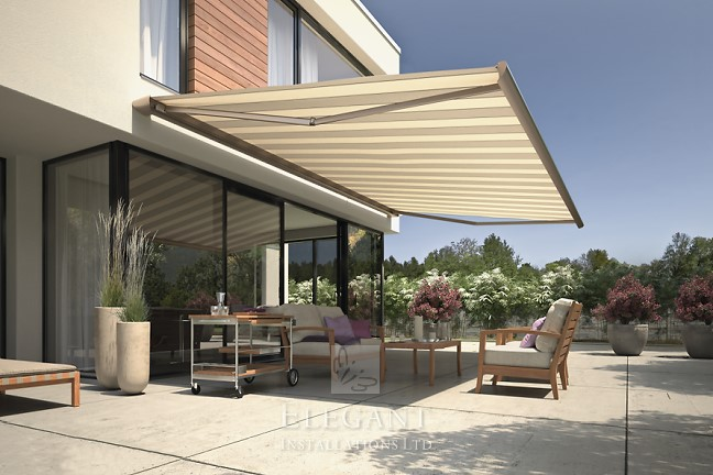 Elegant Awnings UK - Quality Patio Awnings | Fully Fitted