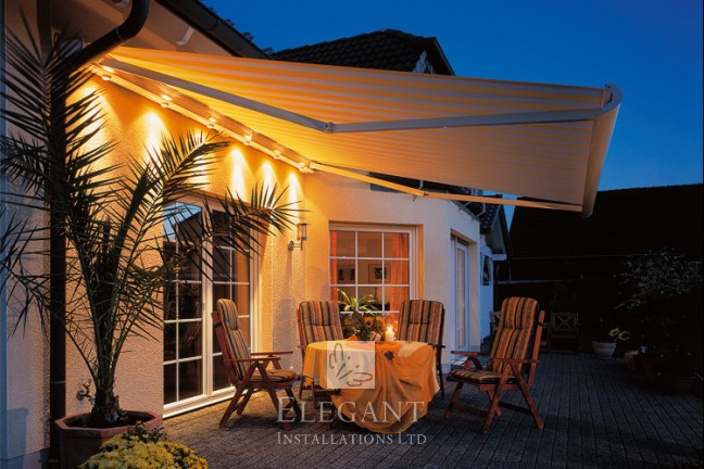 Awning Accessories - For Awnings Even More Special   Elegant