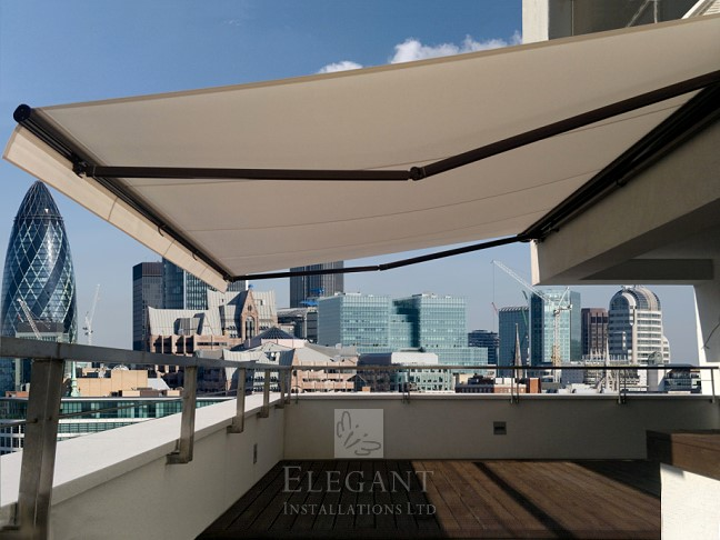 Eclipse E501 Patio Awning