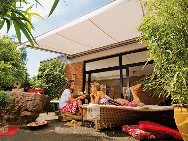 XL Classic Patio Awning