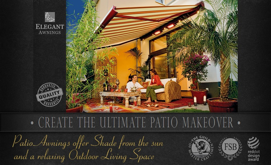 Patio Awnings UK
